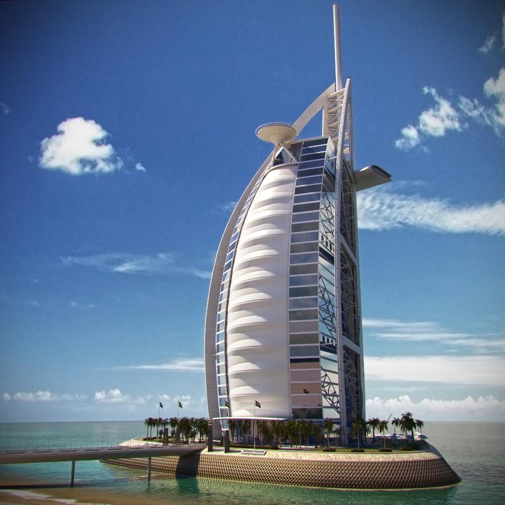 Burj Al Arab Hotel Interiorudayana14