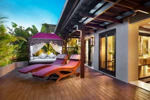 Lilium Suite - Terrace