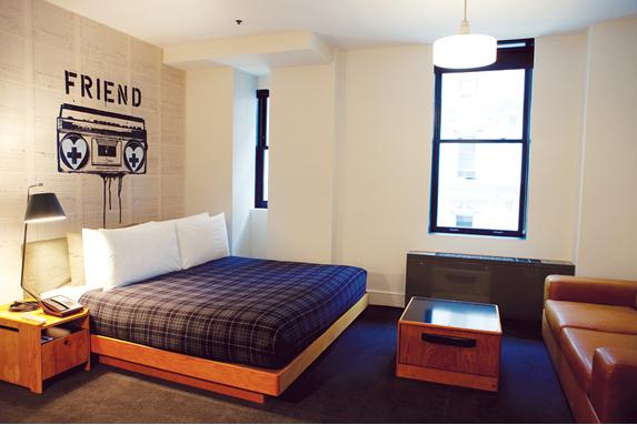 Penerapan konsep pada ace hotel new york interiorudayana14 for Ace hotel chicago interior design