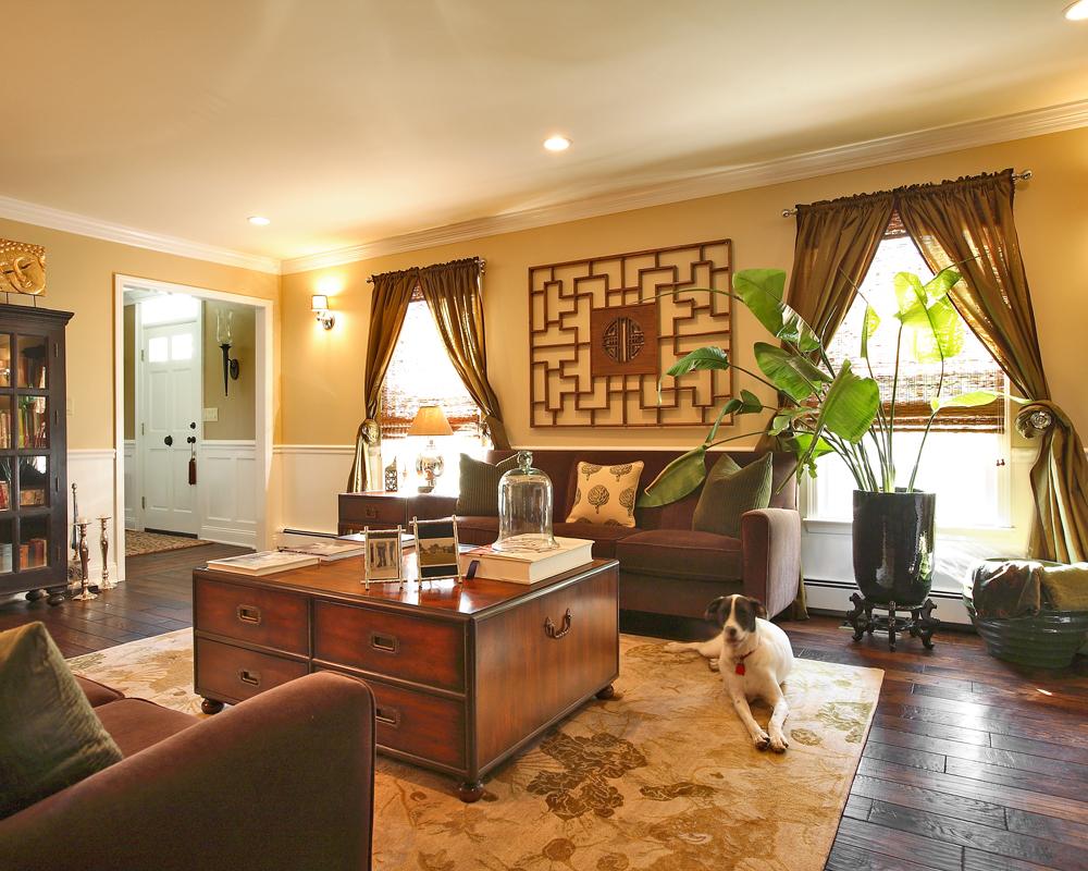 Desain Interior Dengan Konsep Oriental Waskita Chandra